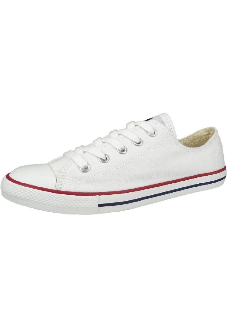 converse chucks 537204c as dainty basic ox tex weiss white damenschuhe sneaker. Black Bedroom Furniture Sets. Home Design Ideas