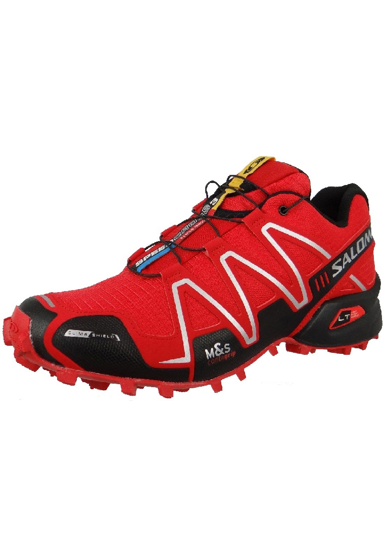 3 Schwarz Salomon Speedcross Australia Schuh Ac497 Rot 00e21 Iii vgy76Ybf