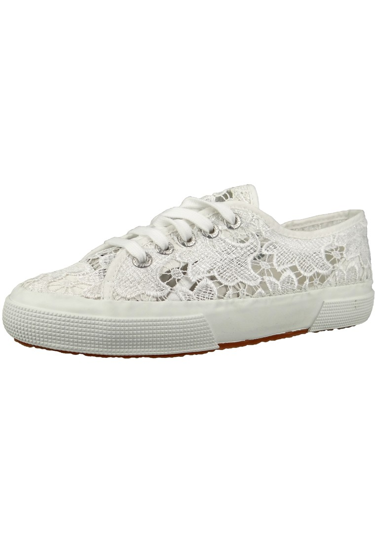 superga schuhe sneaker cotu marcrame white wei 2750. Black Bedroom Furniture Sets. Home Design Ideas
