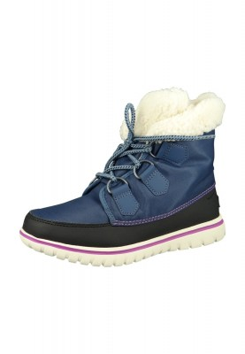 Sorel Damen Winterstiefel Boot NL2297-478 COZY CARNIVAL Gefüttert Dark Mountain Blau – Bild 1