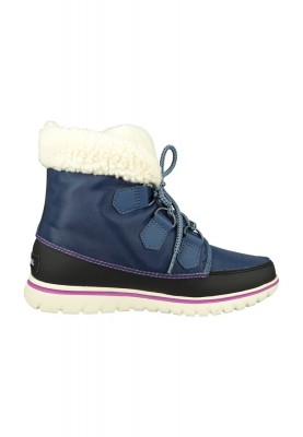 Sorel Damen Winterstiefel Boot NL2297-478 COZY CARNIVAL Gefüttert Dark Mountain Blau – Bild 4