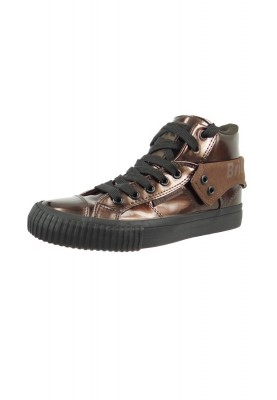 British Knights Sneaker B40-3701 Bronze Black Metallic Look – Bild 1