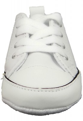 Converse Baby Chucks 81229 First Star Weiss – Bild 3