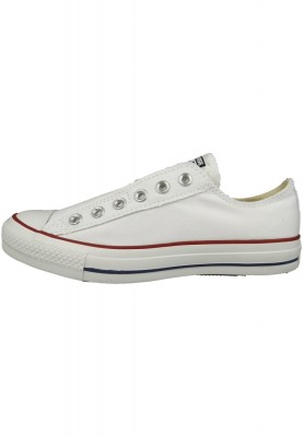 Converse Chucks 1V018 CT AS Slip Optical White Weiss – Bild 4