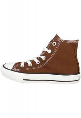 Converse Chucks Kinder 3P626 HI Chocolate Braun – Bild 4