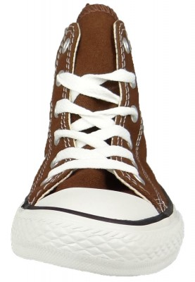 Converse Chucks Kinder 3P626 HI Chocolate Braun – Bild 5