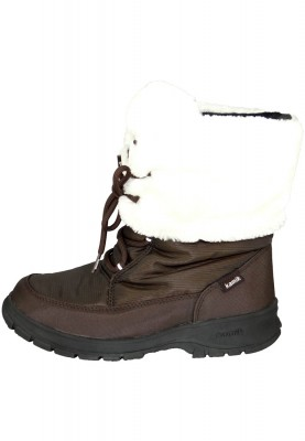 Kamik Damen Winterstiefel NK2431 SEATTLE Dark Brown Braun – Bild 7