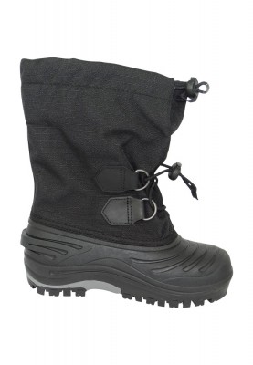 Sorel Kinder Winterstiefel NY1518-011 SUPER TROOPER Black Schwarz – Bild 6
