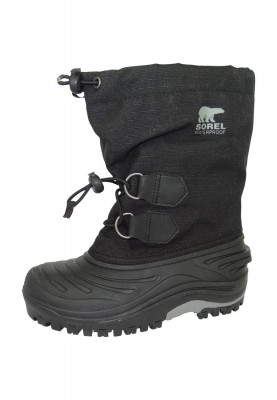 Sorel Kinder Winterstiefel NY1518-011 SUPER TROOPER Black Schwarz – Bild 1