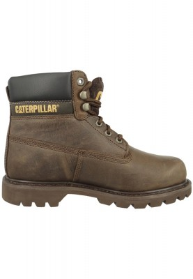CAT Caterpillar Schuhe Colorado Chocolate Braun P710652  – Bild 5