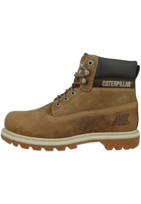 CAT Caterpillar Schuhe Colorado Dark Beige Braun P708190 – Bild 5