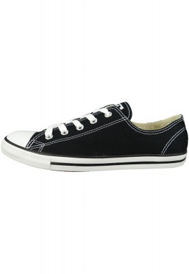 Converse Chucks 530054C AS Dainty OX Tex Varsity Black Schwarz – Bild 4