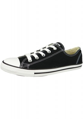 Converse Chucks 530054C AS Dainty OX Tex Varsity Black Schwarz – Bild 1