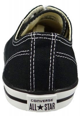 Converse Chucks 530054C AS Dainty OX Tex Varsity Black Schwarz – Bild 2