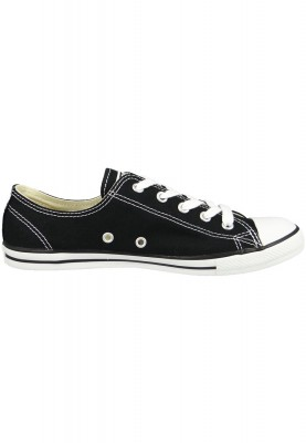 Converse Chucks 530054C AS Dainty OX Tex Varsity Black Schwarz – Bild 5