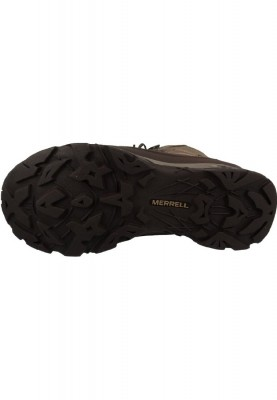 Merrell Winterschuhe Snowbound MID Waterproof Dark Earth Braun - J55620 – Bild 2