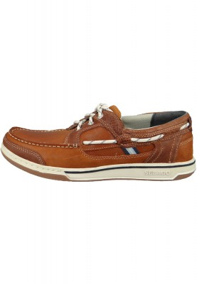 Sebago Schuhe B81060 Triton Three Eye British TAN   Brown Braun – Bild 6