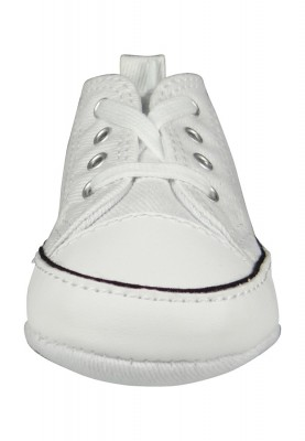 Converse Baby Chucks 88877 First Star White Weiß – Bild 4