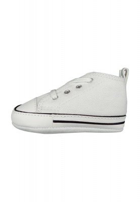 Converse Baby Chucks 88877 First Star White Weiß – Bild 5