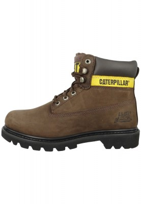 CAT Caterpillar Schuhe Colorado Chocolate Braun – Bild 5