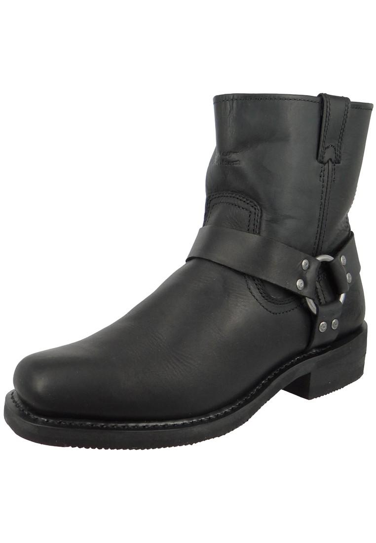 harley davidson biker boots stiefelette el paso d94422. Black Bedroom Furniture Sets. Home Design Ideas