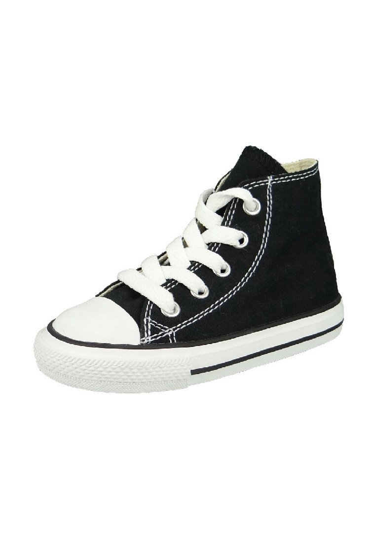 converse chucks kinder 7j231 as hi can black schwarz marken converse. Black Bedroom Furniture Sets. Home Design Ideas
