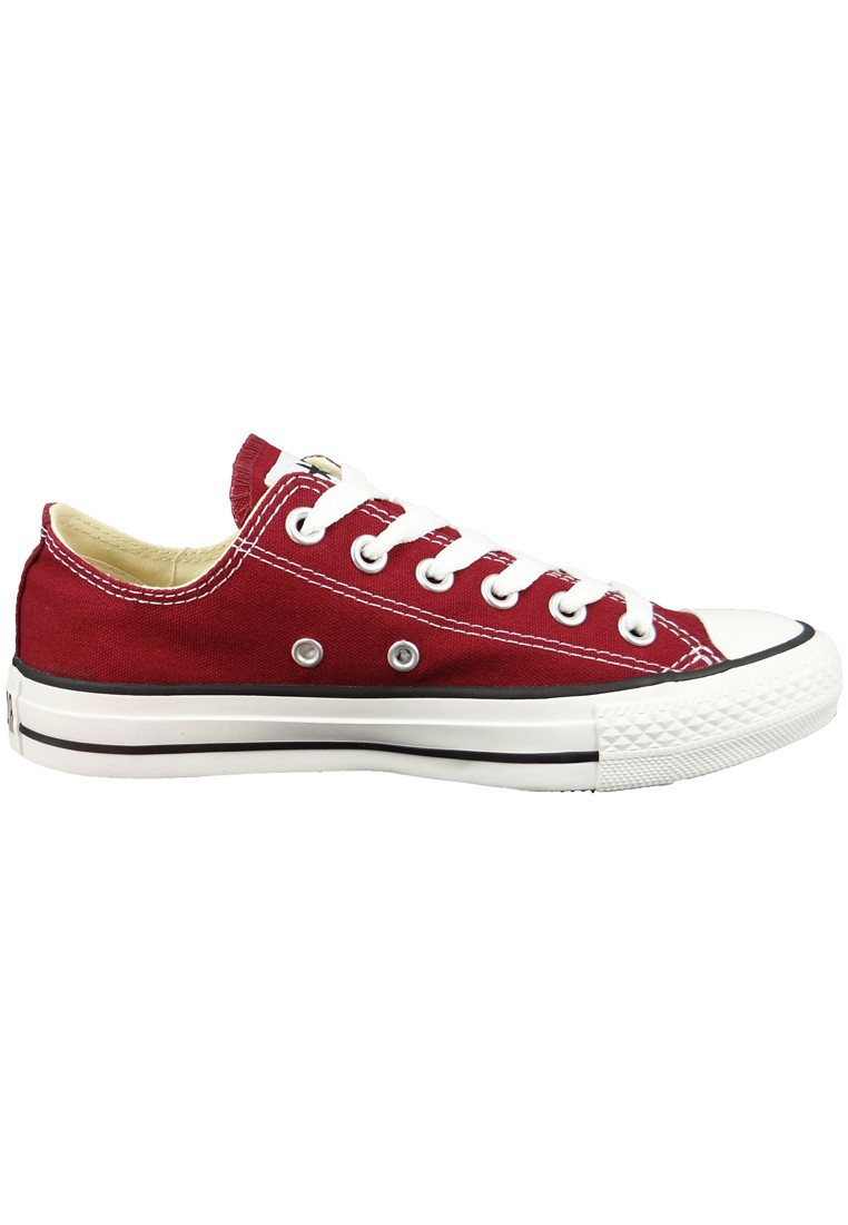 converse chucks m9691c maroon weinrot chuck taylor all star ox herrenschuhe sneaker sneaker low. Black Bedroom Furniture Sets. Home Design Ideas
