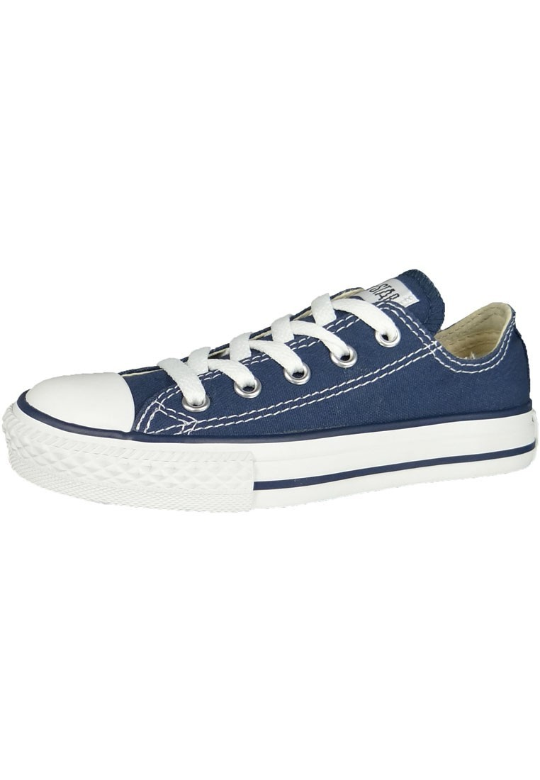 converse chucks kinder 3j237c as ox blau navy marken converse. Black Bedroom Furniture Sets. Home Design Ideas