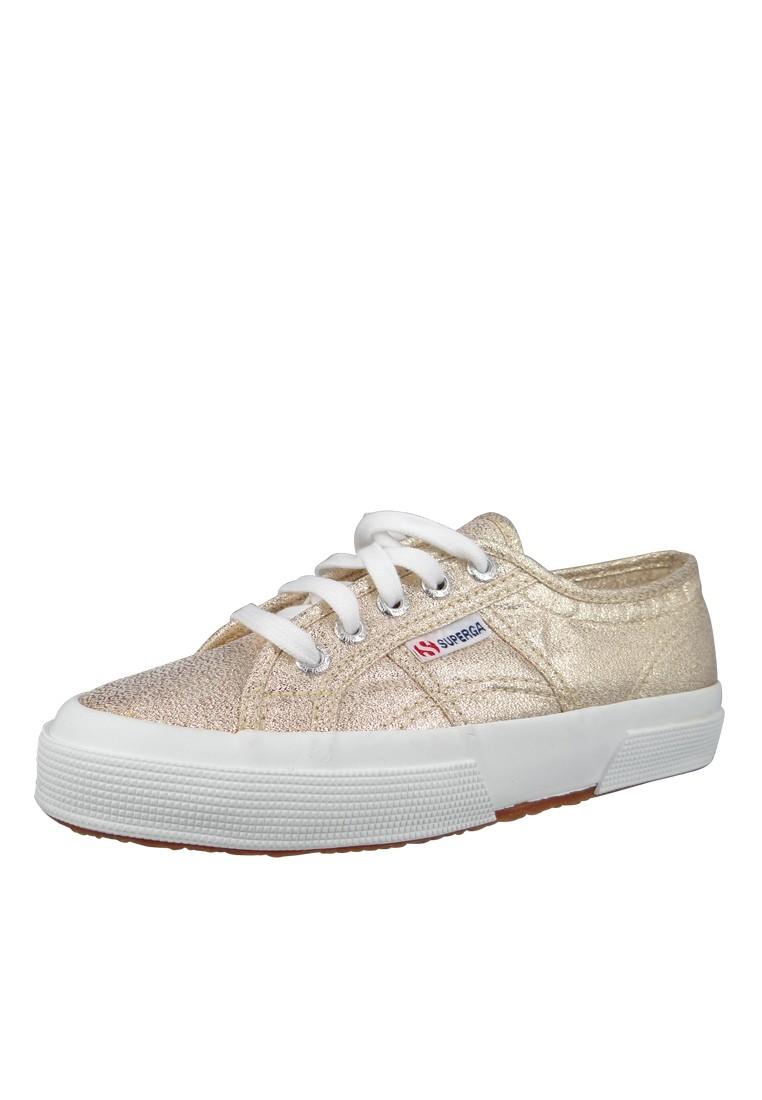 Superga Schuhe Sneaker LAMEW Classic Gold 2750 Gr 41